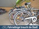 Fahrradbügel braucht die Stadt!