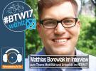 #BTW17: Matthias Borowiak (BÜNDNIS 90/DIE GRÜNEN)