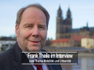 Frank Theile (Links für Magdeburg) im Interview