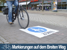 Verwirrung im Nordabschnitt des Breiten Wegs in Magdeburg